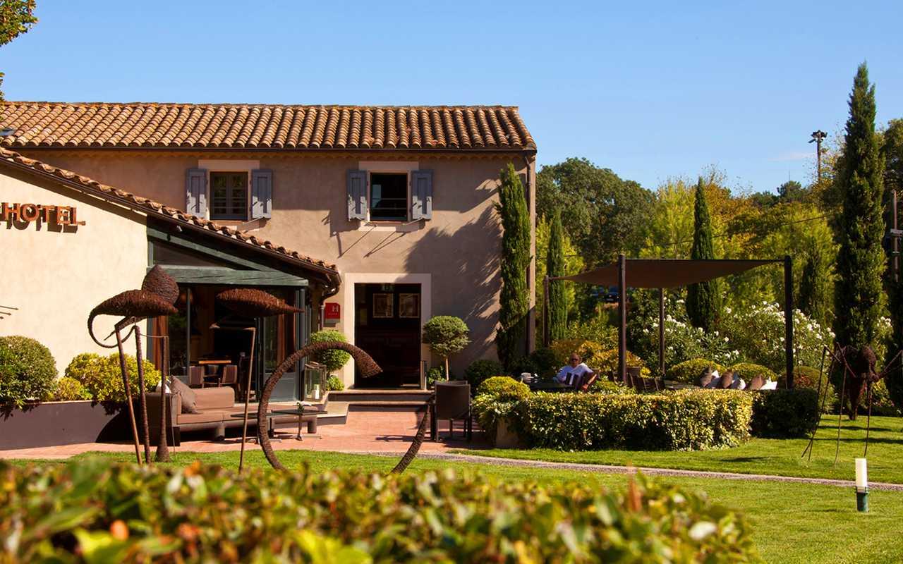 Hotel Avec Spa Aude