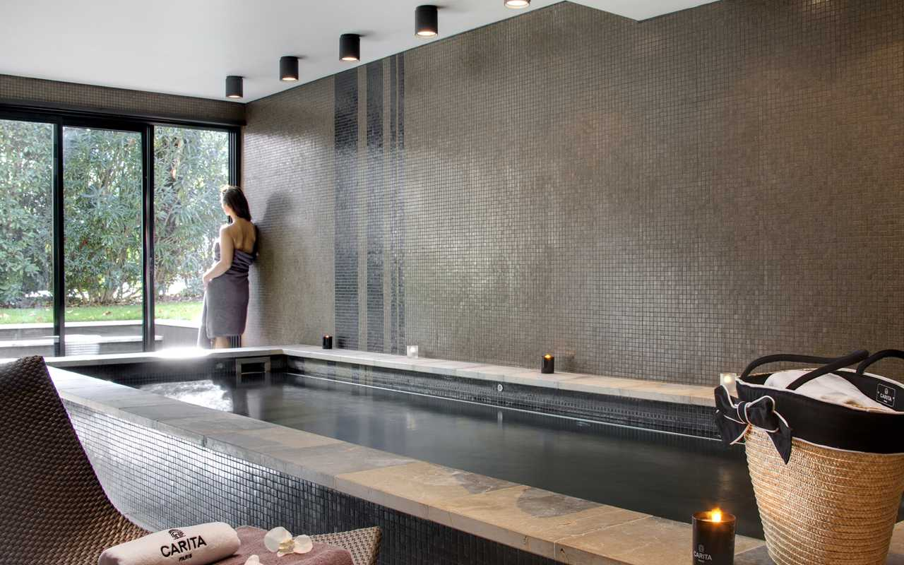 Spa well being Hotel luxe Carcassonne
