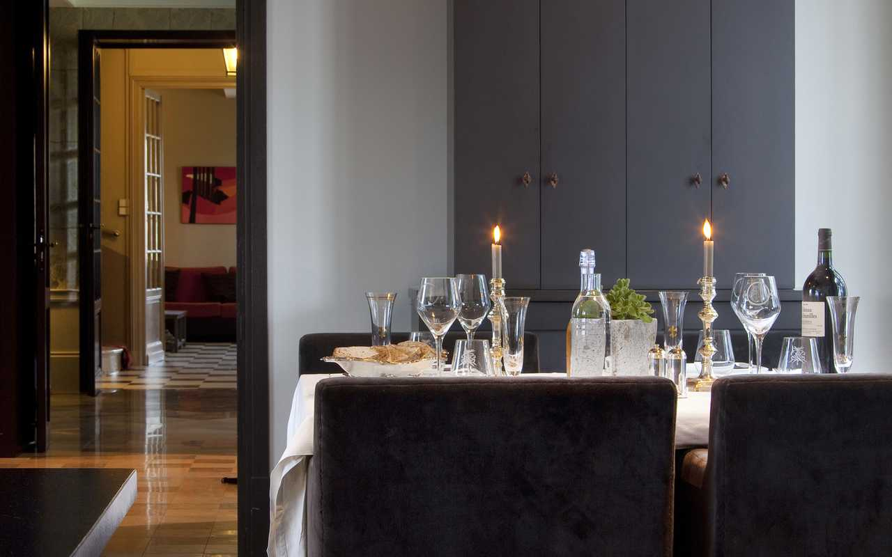 Repas gourmand Hotel 4 étoiles Aude